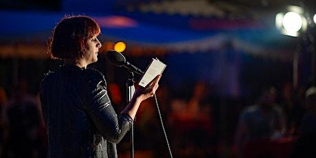 KELLER KLUB POETRY SLAM GOES OPEN AIR I Poesie & Oechsle Tickets