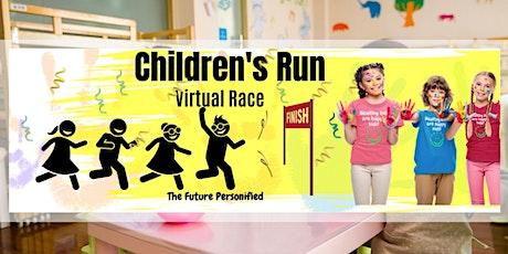 Children's Run Virtual Race Tickets