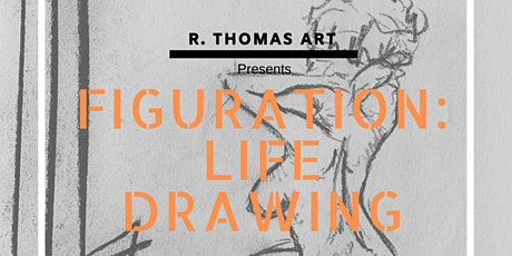Figuration: Life Drawing Sessions (Virtual) tickets