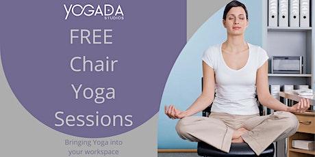 Chair Yoga Meditation tickets