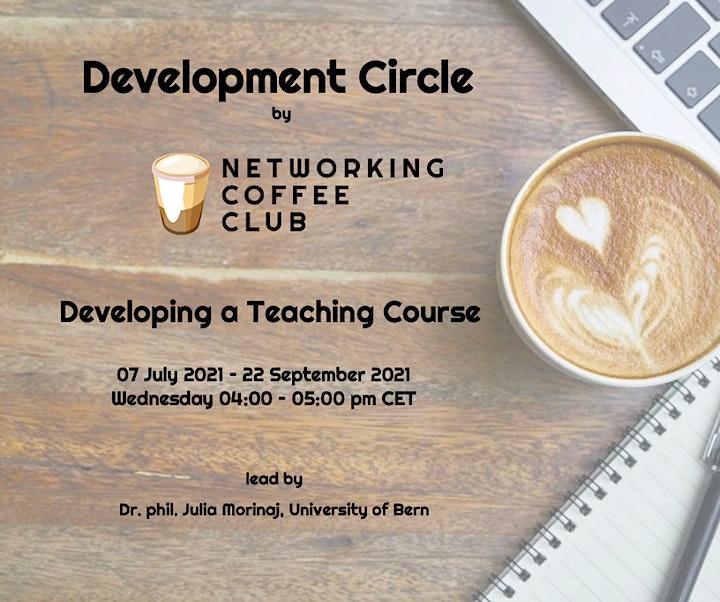 Development Circle: Developing a Teaching Course – Teaching in Higher Educa: Bild