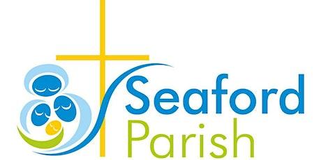 6pm Mass on Saturday 24th July 2021 tickets