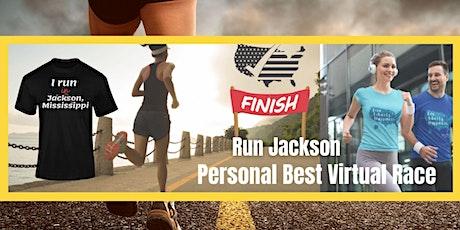 Run Jackson Virtual Race tickets
