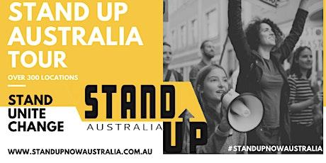 Stand Up Australia Tour Webinar tickets