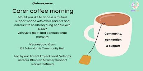 Get Together: Parent Carer Coffee Morning tickets