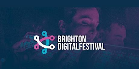 Brighton Digital Festival - Town Hall tickets