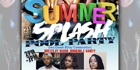 End of the Summer Pool Party tickets