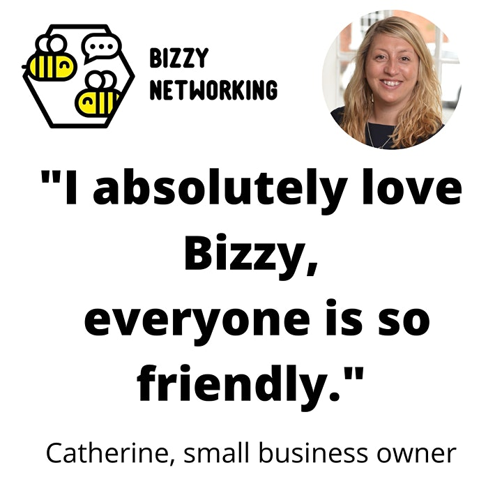 Bizzy Networking for small businesses image
