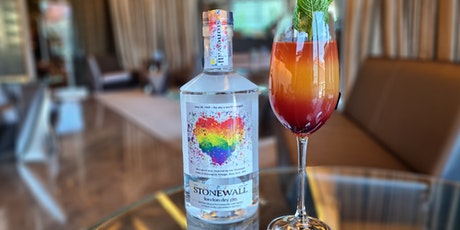 Cocktail masterclass with Stonewall Gin tickets