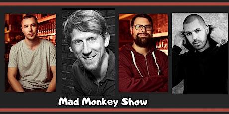 Best of Mad Monkey Comedy (Frühe Show) Tickets