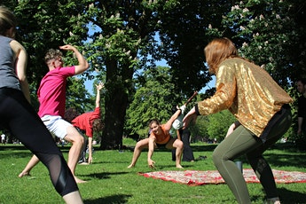 Creative Dance Fitness - Victoria Park tickets