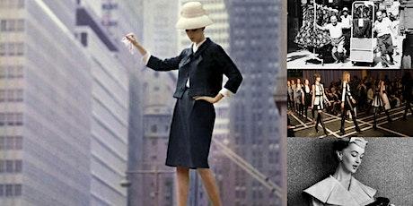 '200 Years of New York City Fashion' Webinar tickets