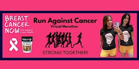 Run Against Breast Cancer Virtual Race tickets