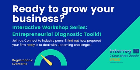 Interactive Workshop Series: Diagnose your firm for Growth tickets