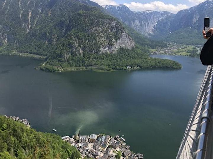 Live tour to Hallstatt, Austria image