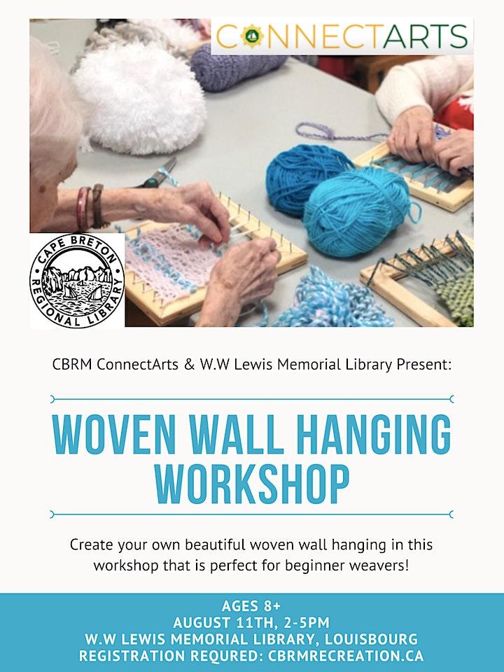 Woven Wall Hangings image