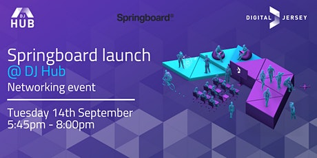 Springboard Launch event at the DJ Hub tickets