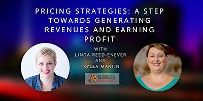 Skills Webinar: Pricing Strategies: A Step Towards Generating Revenues