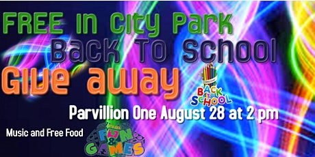 Park Concert for Youth tickets