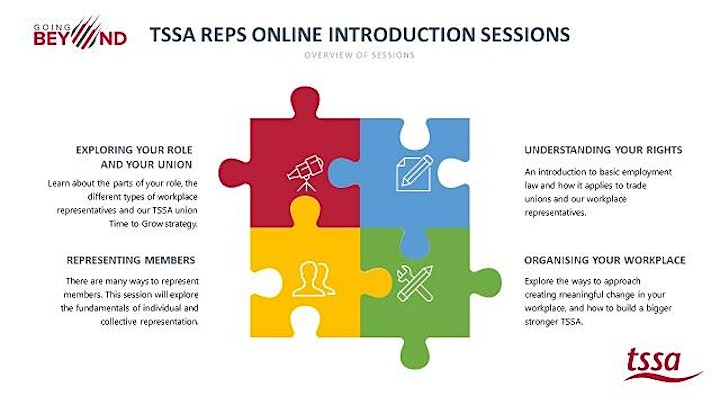 Reps online Intro session (Intensive) image