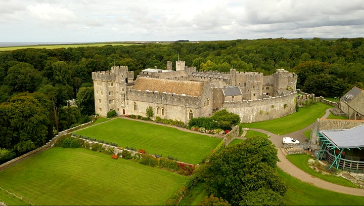 Open Days at St Donat's Castle 22nd July 2021) image
