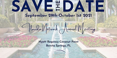 Florida Network Annual Meeting tickets