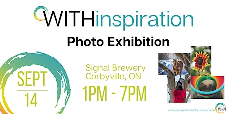 WITH Inspiration Photo Exhibition tickets