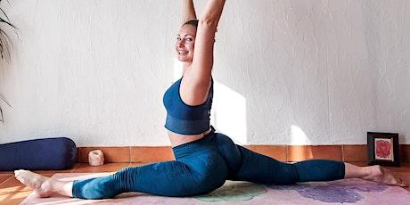TriYogi Safe Splits & Self-Care  - Yoga & Flexibility 4 Week Series tickets
