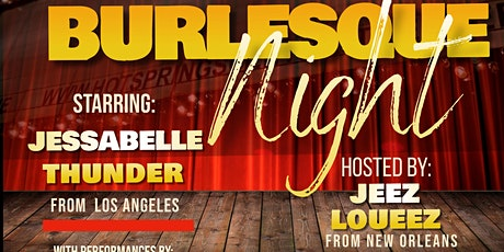 Burlesque Returns! tickets