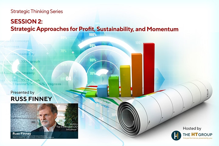 2021 Strategic Thinking Series Lunch & Learn by Russ Finney image