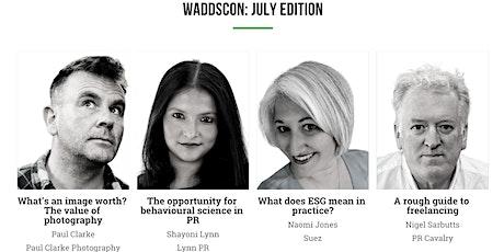 WaddsCon: July edition tickets