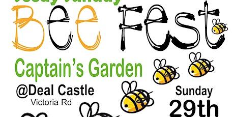 Bee-Fest @ Captains Garden - Deal Castle tickets