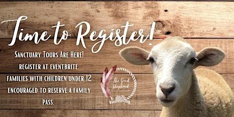 The Good Shepherd Sanctuary Tours tickets