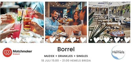 Singlesborrel Matchmaker Brabant tickets