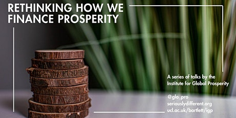Co-producing financially inclusive systems for a sustainable and just world tickets