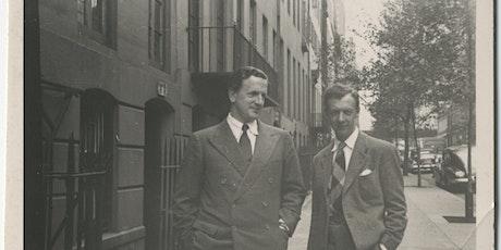 Benjamin Britten in America with Lucy Walker tickets