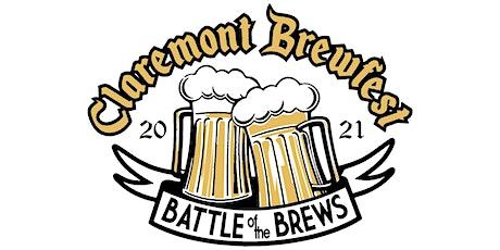 2021  Claremont Brewfest & 5K tickets
