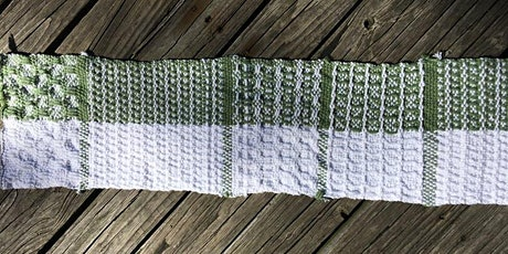 Pick-Up Stick Patterns on the Rigid Heddle Loom tickets