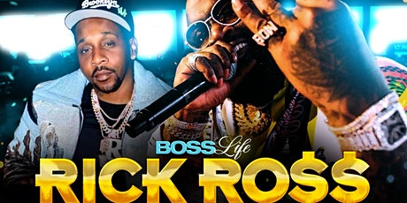 BOSS LIFE: Atlanta Fight Weeked hosted by: Rick Ross tickets