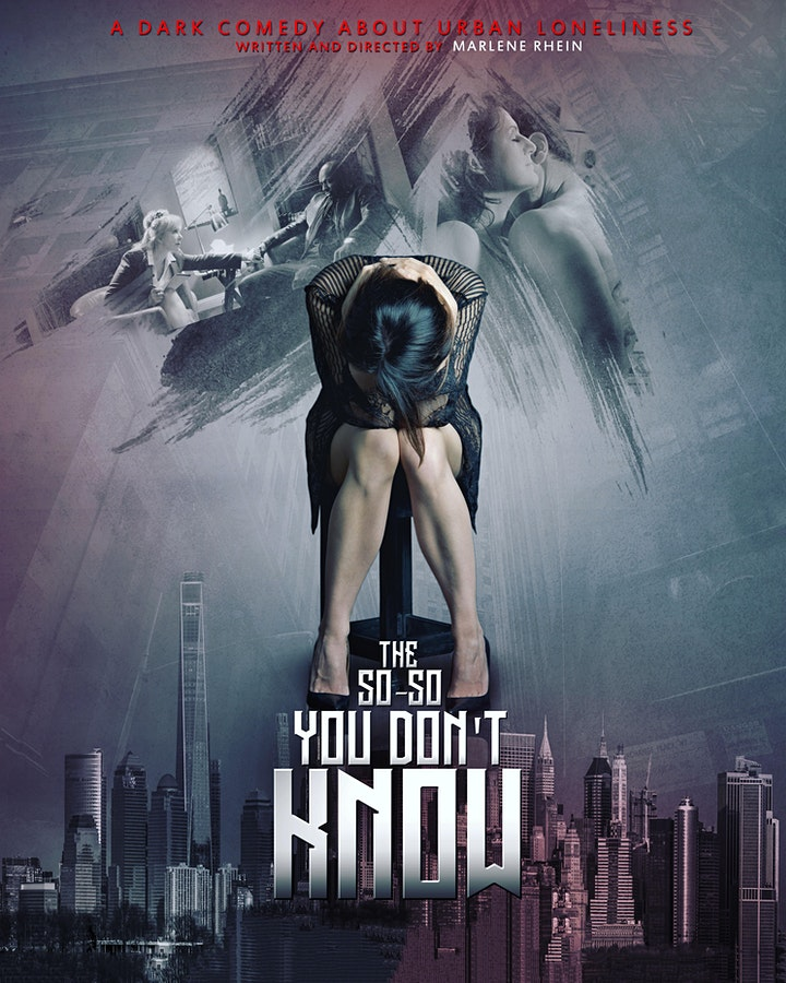 The So So You Don't Know exclusive 48-hour screening event image
