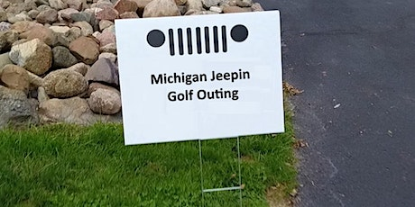 Michigan Jeepin Golf Outing September 12th, 2021 tickets
