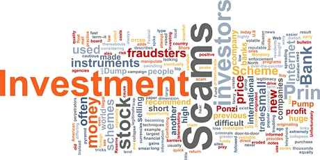 Investments Frauds You Need to Know tickets