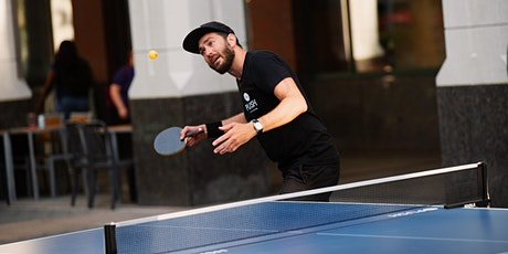Ping Pong at Manhattan West with The Push tickets