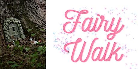 Fairy Walk (1:30 p.m. - 2 p.m.) tickets