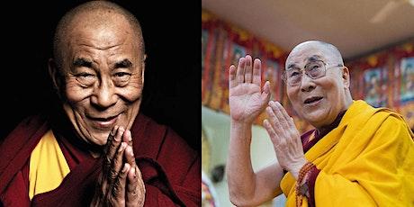 H.H. Dalai Lama birthday celebration with Bob Thurman and Krishna Das tickets