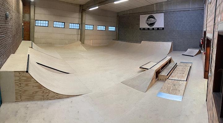 Afbeelding van SkateLoods skateboarding sessie