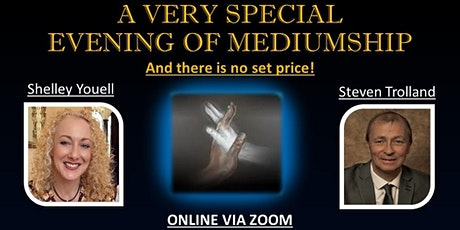A Special Evening Of Mediumship With  Shelley Youell & Steven Trolland tickets