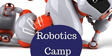 Robotics Camp tickets
