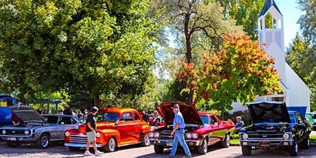 Pioneer Town  Antique and Classic Car Show tickets