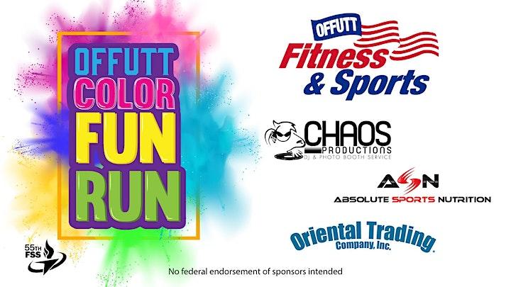 Offutt Color Fun Run 2021 image